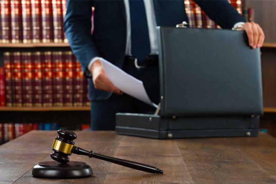 Услуги адвоката в Уфе фото